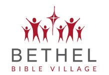 Bethel Bible Village logo.
