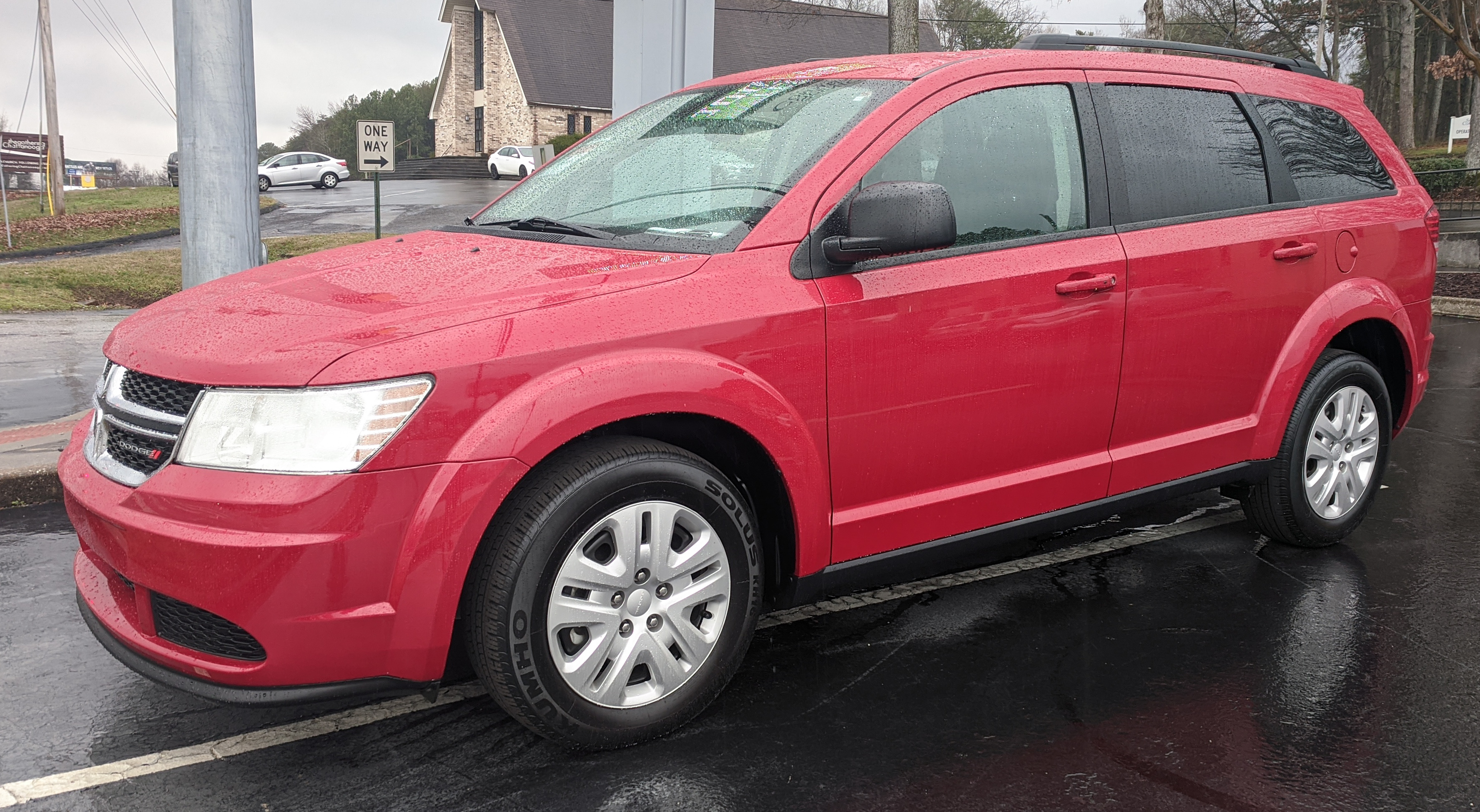 Dodge Journey for sale.